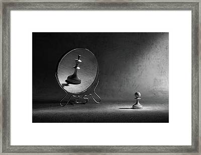 The Megalomania 2 Framed Print