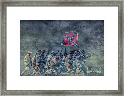 The Men From Old Virginia Framed Print