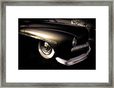 The Merc Framed Print by Merrick Imagery