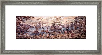 The Merchant Of Venice Framed Print by Ricky Nathaniel