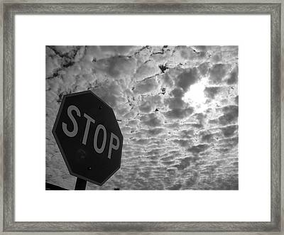 The Message Framed Print by Glenn McCarthy Art and Photography