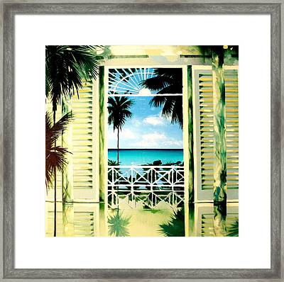 The Messel Suite Framed Print