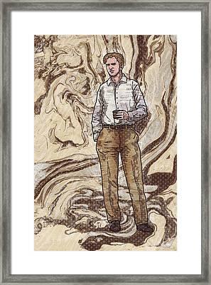 The Metaphysical Framed Print