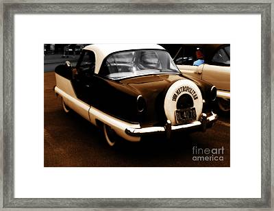 The Metropolitan Club Framed Print by Steven Digman