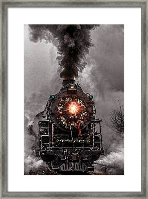The Mighty 700 Framed Print