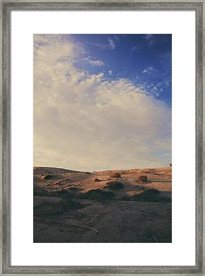 The Miles Between Us Framed Print by Laurie Search