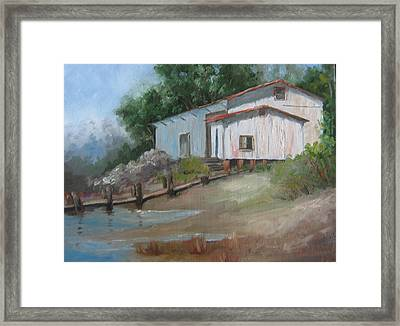 The Miles Framed Print by Susan Richardson