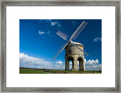 The Mill Framed Print by Anne Gilbert