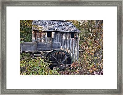 The Mill Framed Print