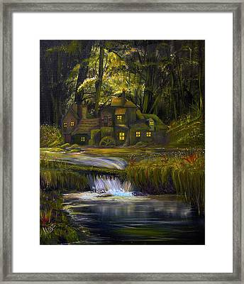 The Mill Framed Print by James Kruse