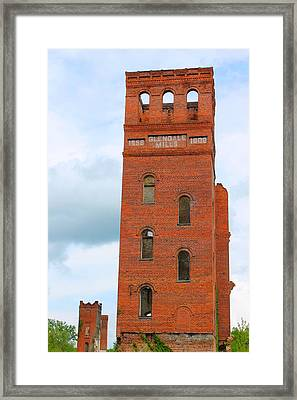 The Mill Framed Print by Sarah E Kohara