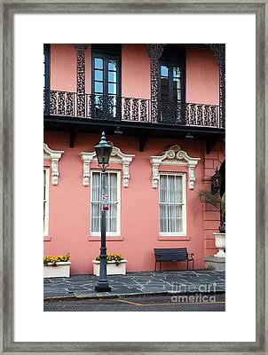 The Mills House Framed Print by John Rizzuto