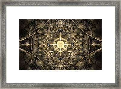 The Mind's Eye Framed Print