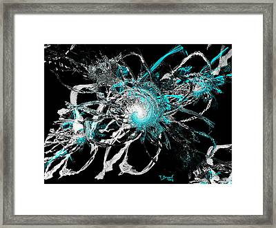 The Miracle Of Peace Framed Print by Thomas Bryant