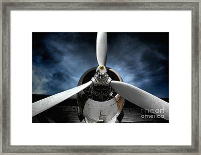 The Mission Framed Print by Olivier Le Queinec