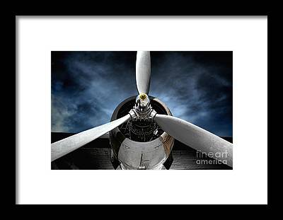 Military Framed Prints