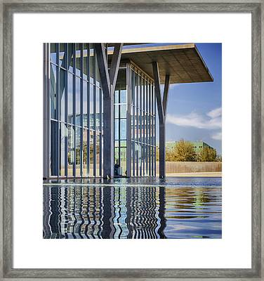 The Modern Framed Print