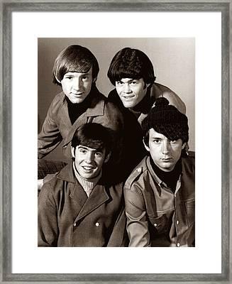 The Monkees 2 Framed Print