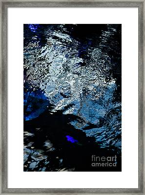 The Mood Of Discontent Framed Print by Rossi Love