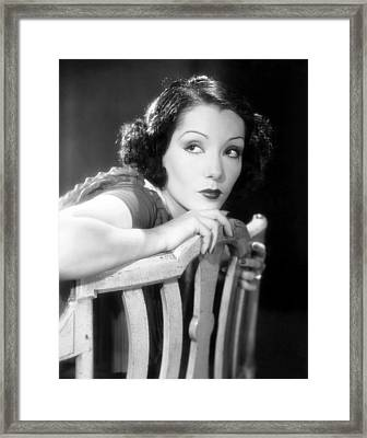 The Morals Of Marcus, Lupe Velez, 1935 Framed Print