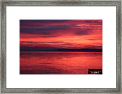 The Morning View 2 Framed Print