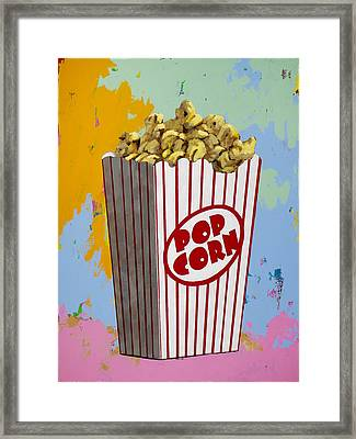 The Movies #2 Framed Print