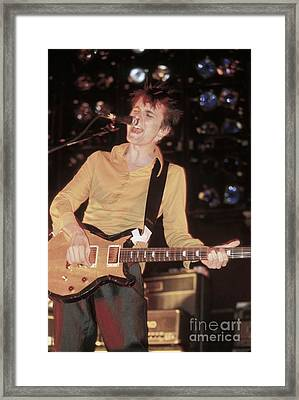 The Muse Framed Print by Concert Photos