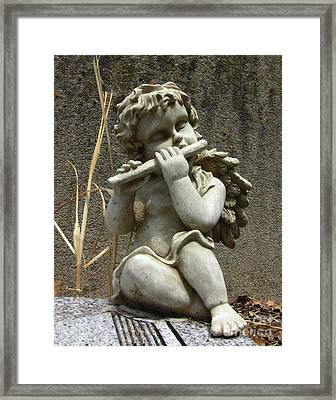 The Musician 02 Framed Print