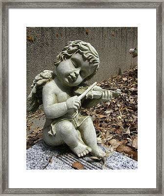 The Musician 04 Framed Print