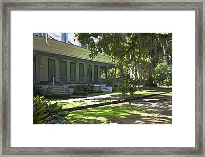 The Myrtles Framed Print
