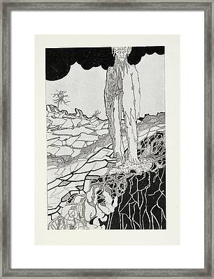 The Narrator Framed Print by British Library