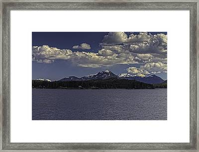 The Narrows 0019 Framed Print