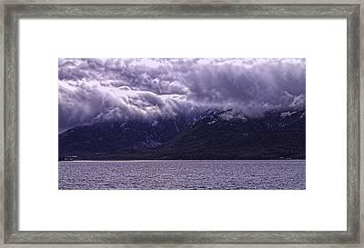 The Narrows 03 Framed Print