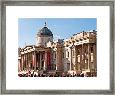 The National Gallery London Framed Print