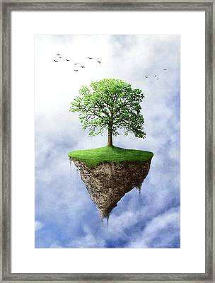 The Nature Of Dreams Framed Print