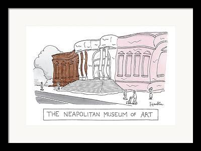 Neapolitan Framed Prints
