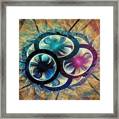 The Nest Framed Print by Anastasiya Malakhova