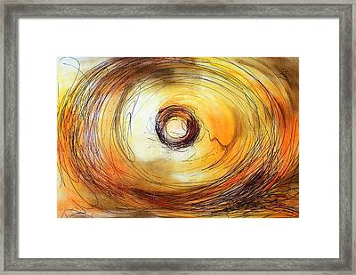 The Nest Framed Print