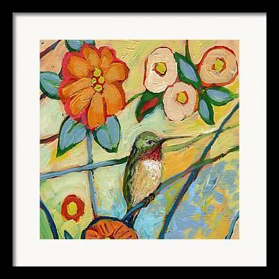 Hummingbird Framed Prints