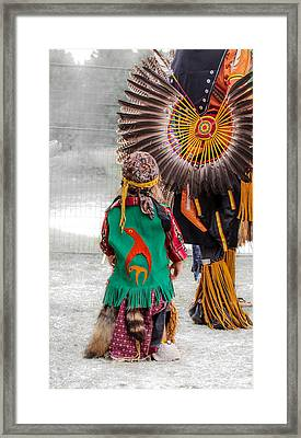 The New Generation Framed Print by Nick Mares