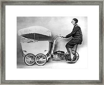The New Pramobile Framed Print