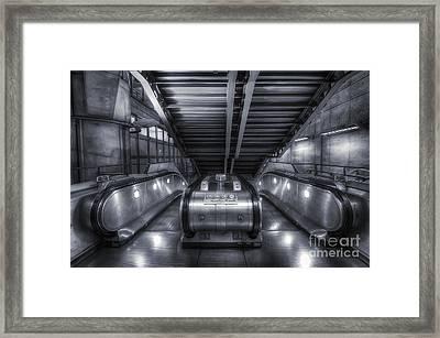 The Next Level 2.0 Framed Print by Yhun Suarez