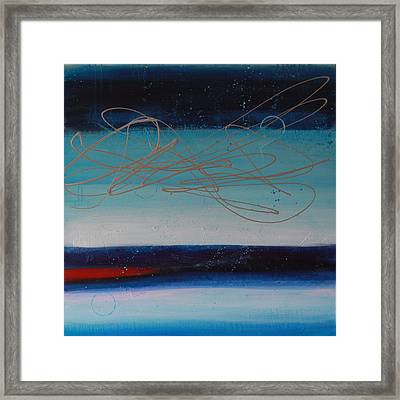 The Night Sky #2 Framed Print