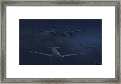 The Night Watch Framed Print by Hangar B Productions