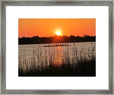 Framed Print featuring the photograph The Nine Spiritual Gifts by Joetta Beauford