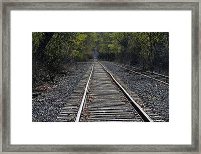 The Non-end Framed Print