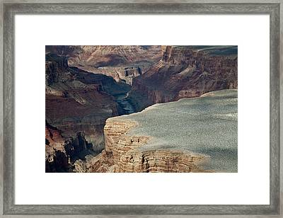 The North Rim Framed Print by Kiril Kirkov