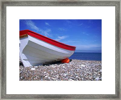 the North Sea Framed Print by Giorgio Darrigo