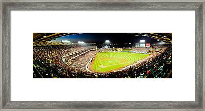The Nose Bleeds  Framed Print by Andrew Raby