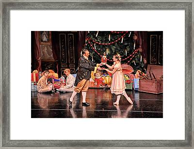 Framed Print featuring the photograph The Nutcracker by Bill Howard
